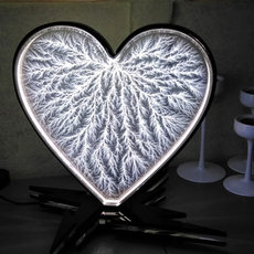 The lightening Heart.