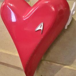 SPOCK HEART