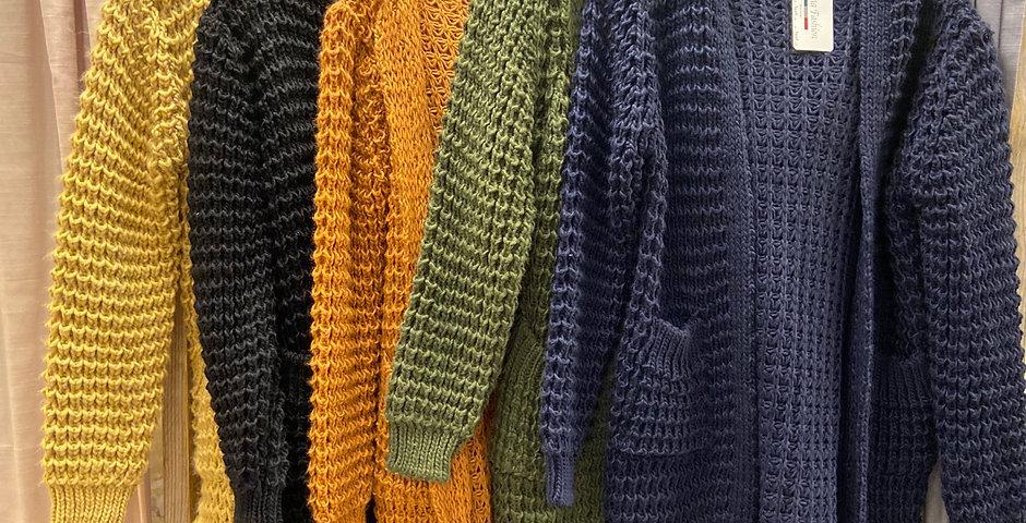 Vest Tascha div. kleuren