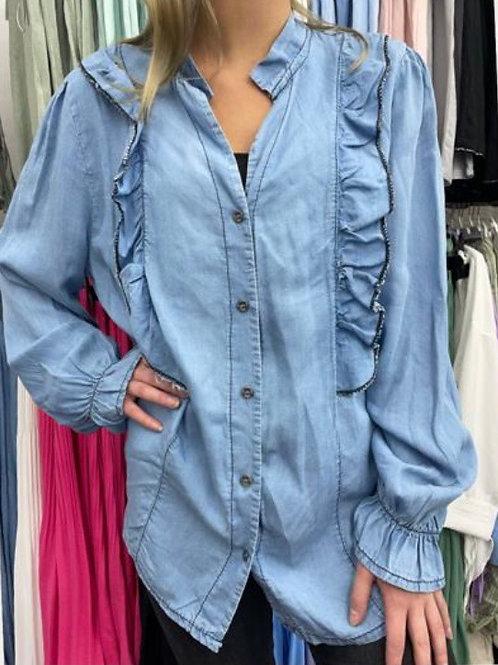 Blouse jeans Anastacia