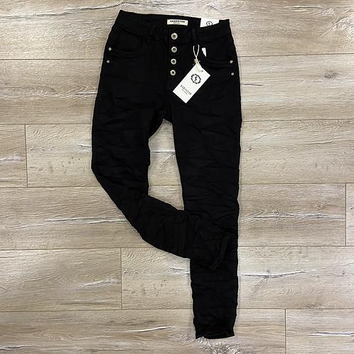Karostar jeans 2061 Zwart