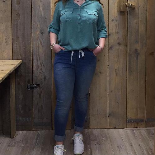 Top/blouse div. kleuren