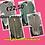 Thumbnail: Lange trui groffe panterprint div. kleuren