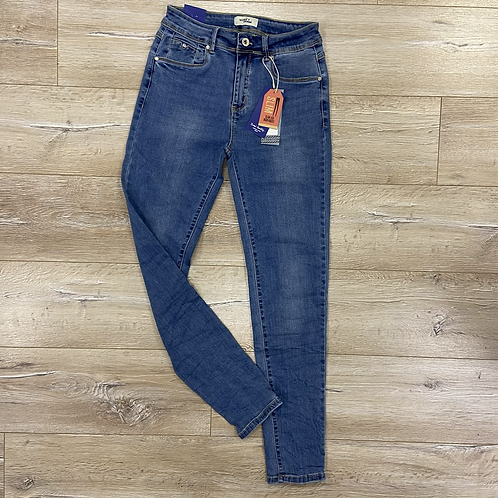 Norfy jeans 7155 high waist