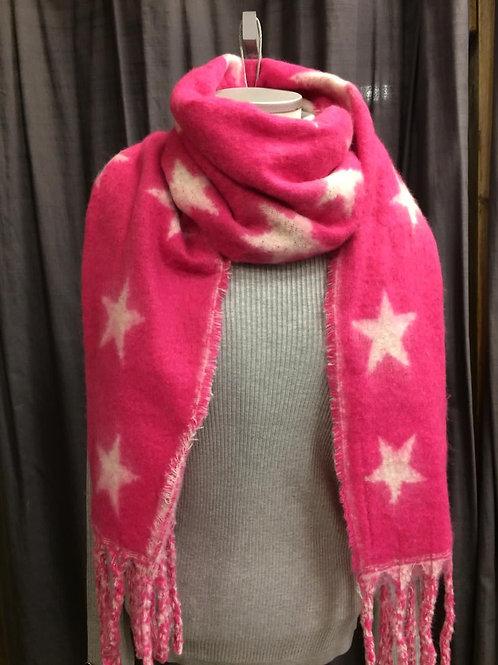 Fleece shawl Ster