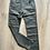 Thumbnail: DS Jeans leer broek Army Tippy