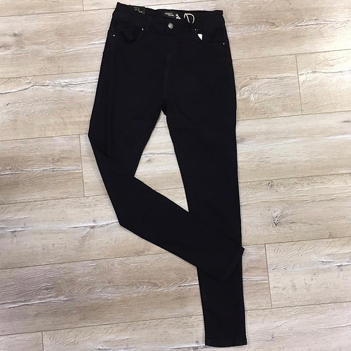 Norfy jeans 539 zwart