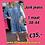 Thumbnail: Jurk Jeans Amarins
