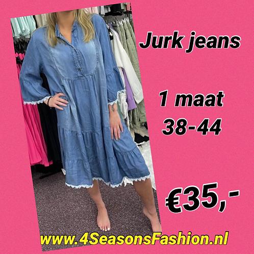 Jurk Jeans Amarins