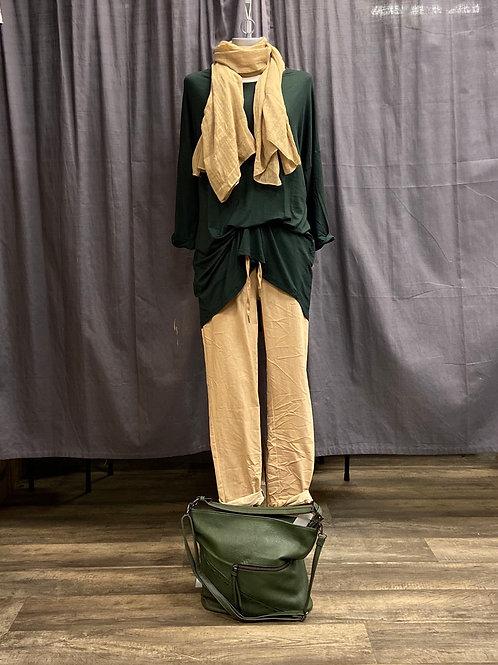 Seasons Longshirt Green