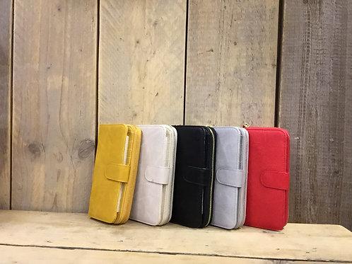 Portemonnaie div. kleuren