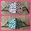 Thumbnail: Mondkapje dots roze en groen