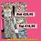 Thumbnail: Satin look top div. kleuren