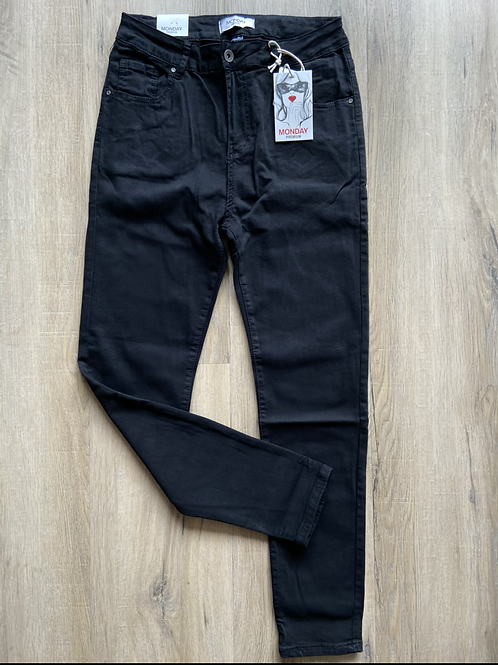 Monday Jogger jeans Black