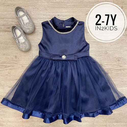 Midnight Angel Dress