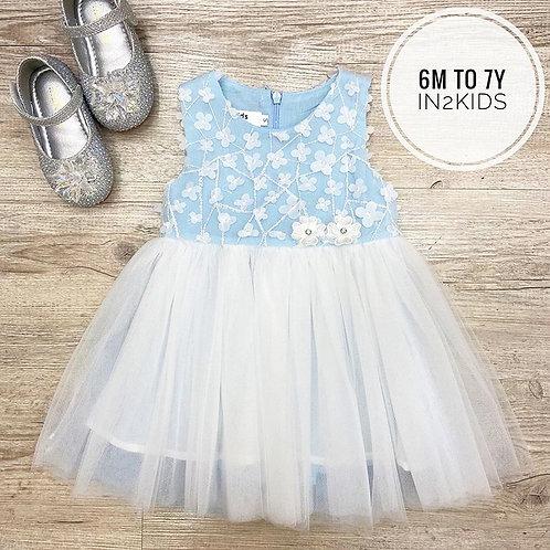 Winter Wonderland Princess Dress