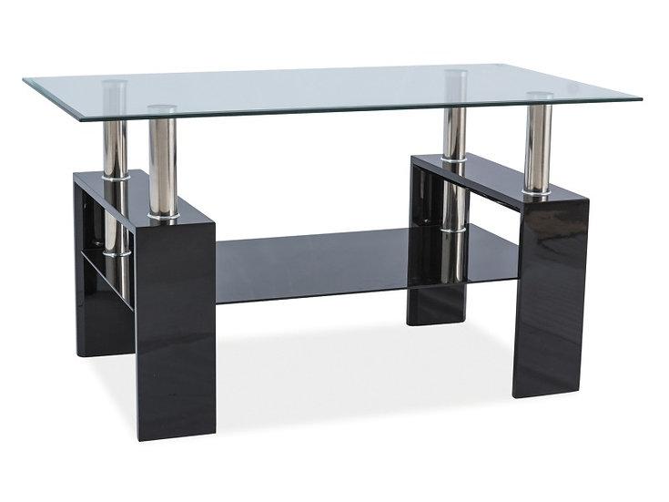 Стол Lisa-3 чёрный