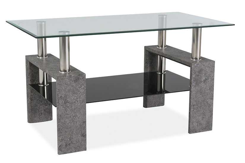 Стол Lisa-3 серый