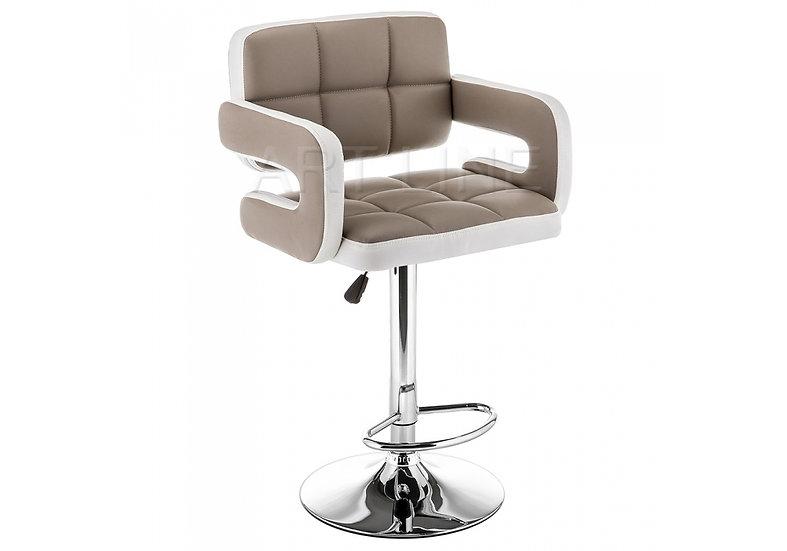 Барный стул Bent бежевый