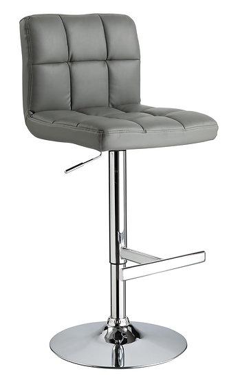 Барный стул C105 серый