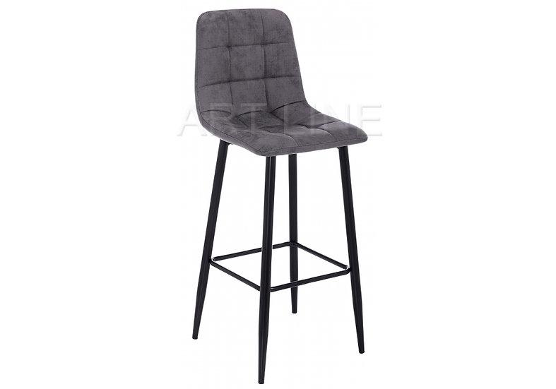 Барный стул Chio серый