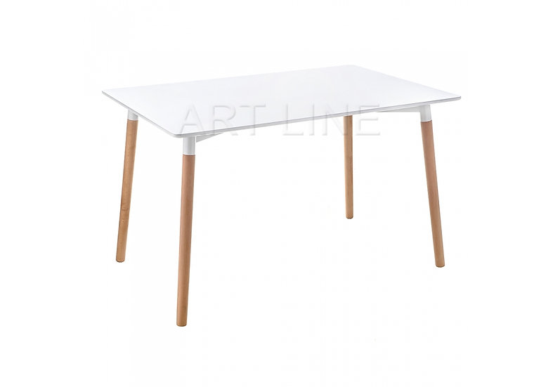Стол Table-1 белый