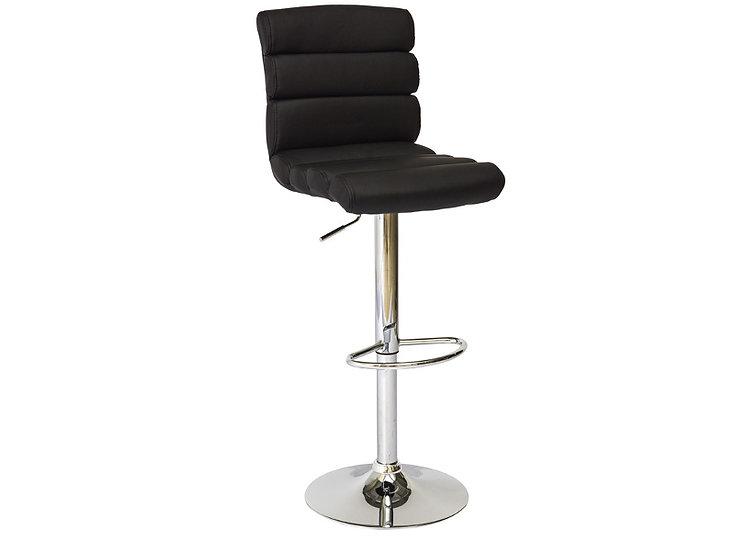 Барный стул C617 чёрный