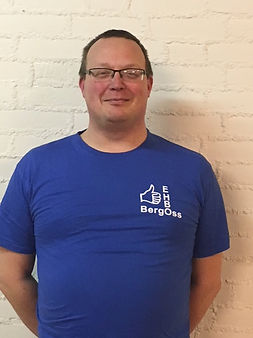 Wilco Kerkhof, instructeur en Lotu van EHBO BegOss