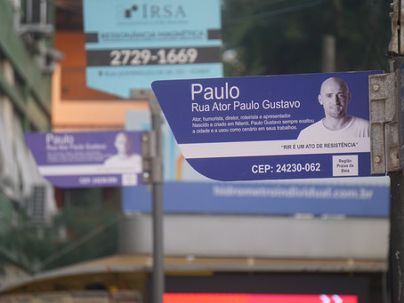 Rua Paulo Gustavo e o problema da baixa representatividade LGBTQIAP+ nas cidades brasileiras