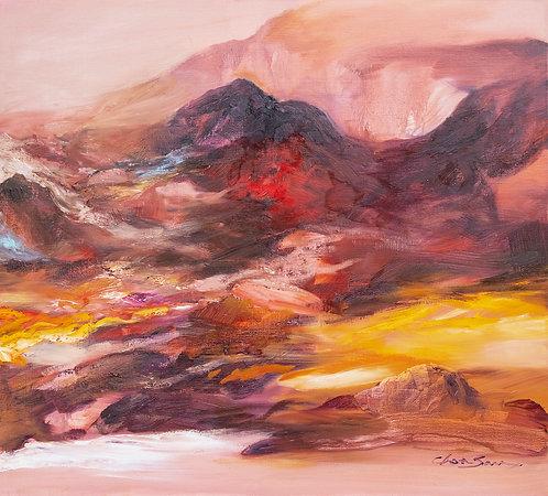 紫炎山鑾 Flaming Mountain
