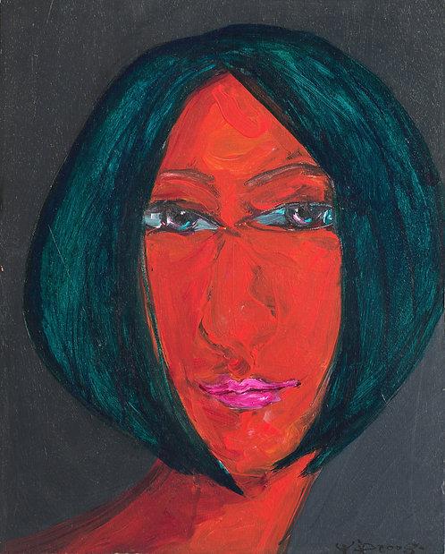 肖像 - J.J. Protrait- J.J.