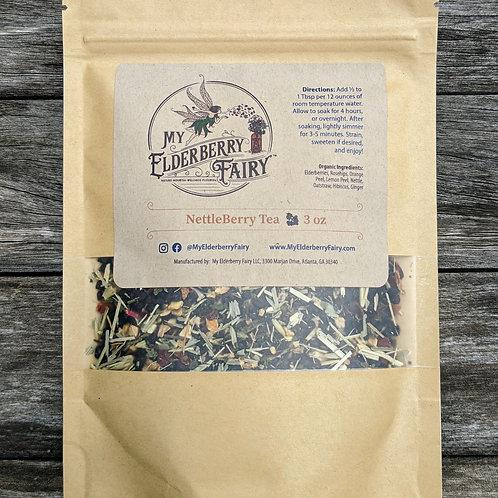 NettleBerry Tea Blend - 3 oz