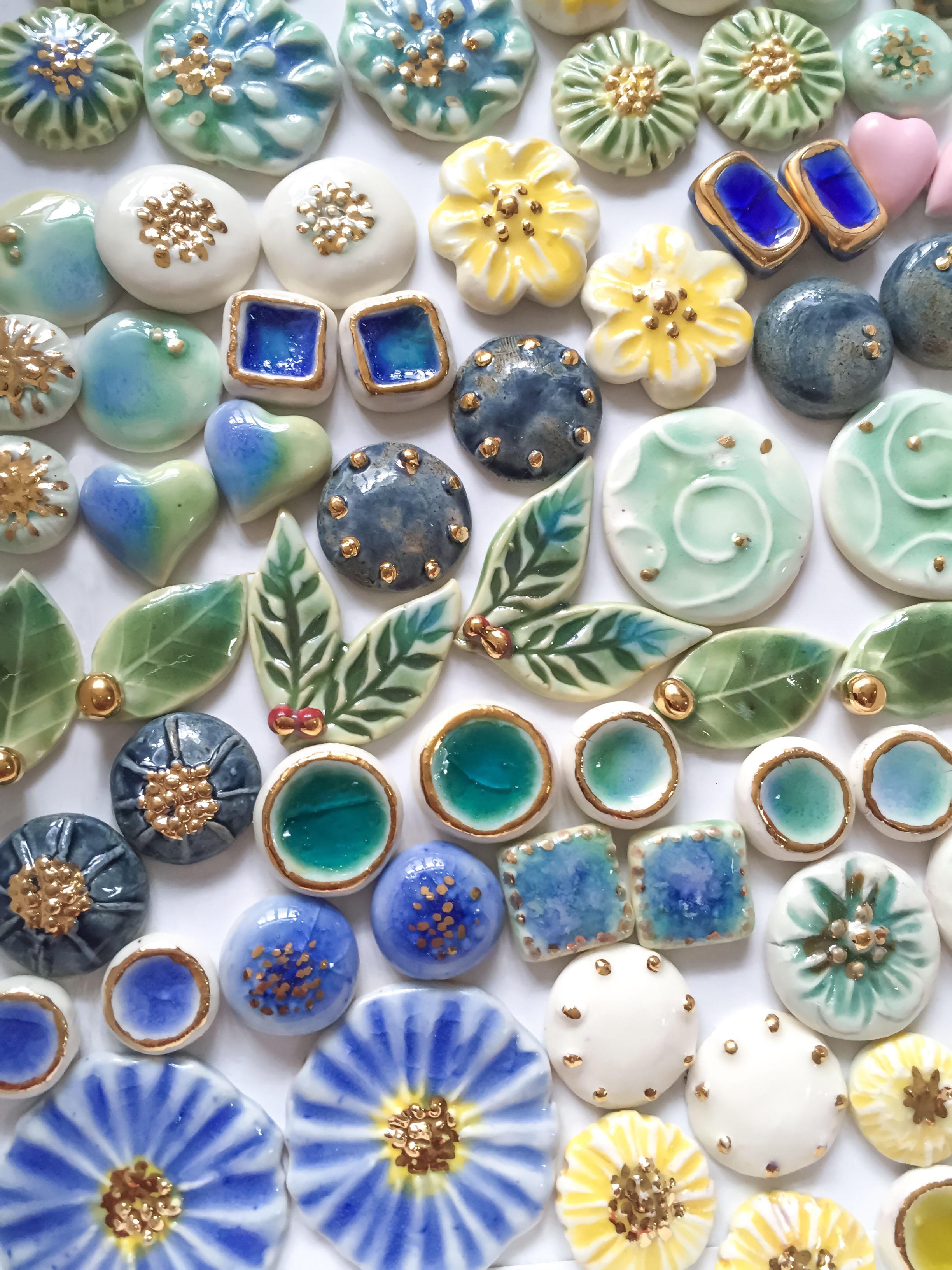 Handmade jewelries