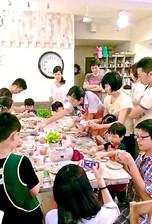 2014 台北 飄花雜舖 「心の華展」