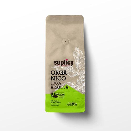 Café Especial Suplicy Orgânico 250grs
