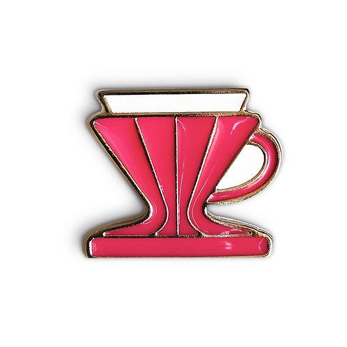 PIN Coador de café Suplicy Pink