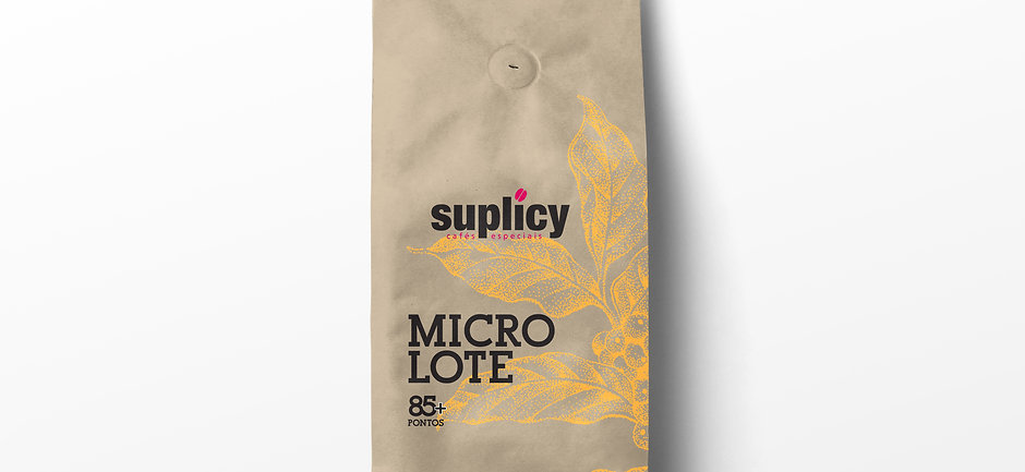 Café Especial Suplicy Microlote 250grs