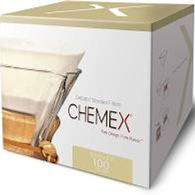 Filtro Chemex Circular – 100un.