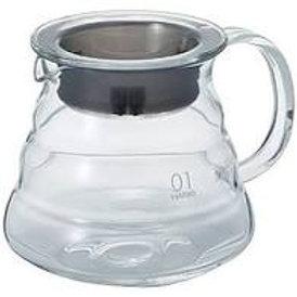 Jarra de Vidro para preparo de café Hario 01  - 360ml
