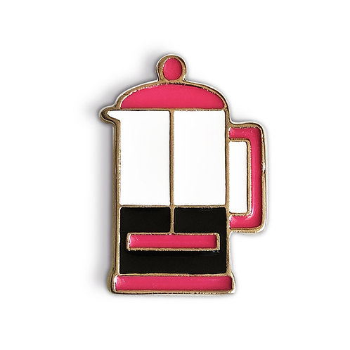 PIN Prensa Francesa Suplicy Pink