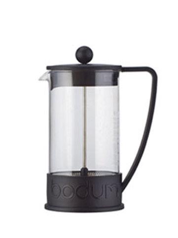 Prensa Francesa Bodum Preta p/ Prep. Chá/ Café 350 ml