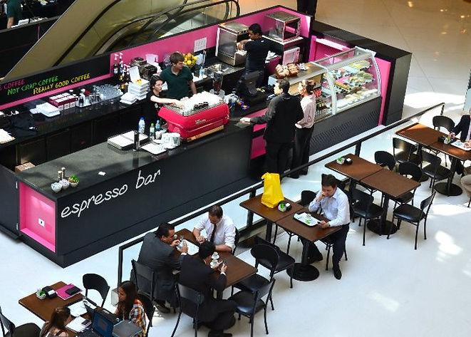 Suplicy Cafés Especiais: Loja Iguatei Alphaville