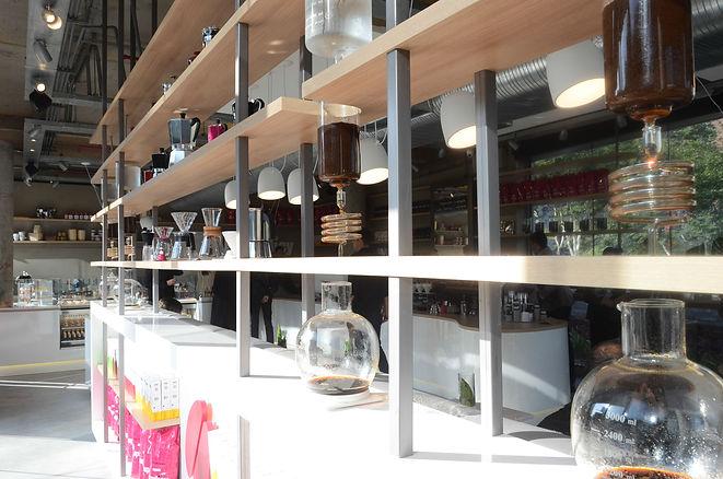 Suplicy Cafés Especiais: Loja SPCT