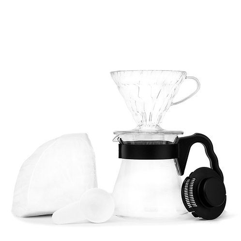 Conjunto Hario Kit V60 para passar café