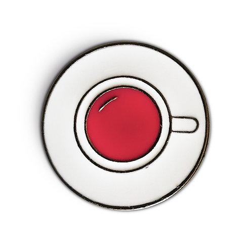PIN Xícara de café Suplicy Pink