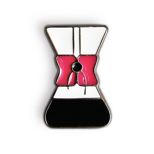 PIN Chemex Suplicy Pink