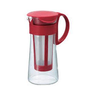 Conjunto para Preparar Café Hario Vermelho Cold Brew