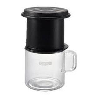 Conjunto para Filtrar Café Hario Cafeor 200ml