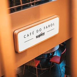 Farol Santander: Café do Farol por Suplcy Cafés Especiais