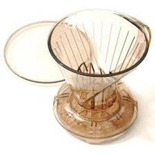 Clever - Suporte para Filtrar café em acrilico